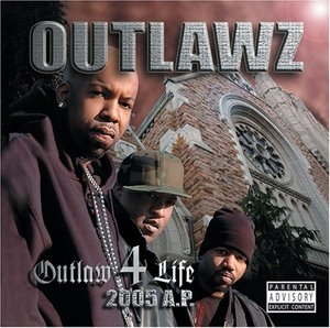 Outlaw 4 Life: 2005 A.P. album cover