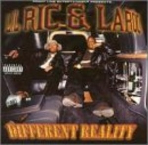 Different Reality album cover