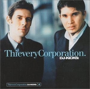DJ-Kicks: Thievery Corporation album cover
