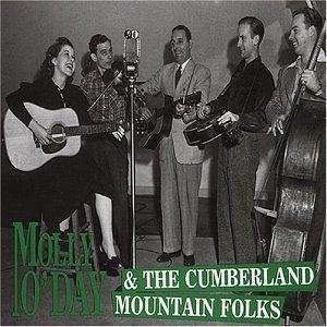 Molly O'Day-Cumberland Mtn Folks album cover