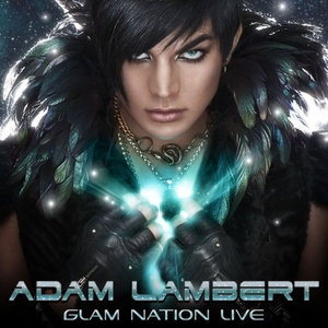 Glam Nation Live album cover