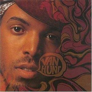 Van Hunt album cover