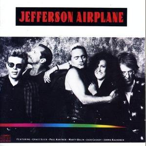 Jefferson Airplane album cover