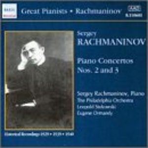 Rachmaninov: Piano Concertos Nos.2 & 3 album cover