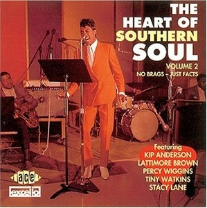 The Heart Of Southern Soul, Vol.2: No Brags, Just Facts album cover