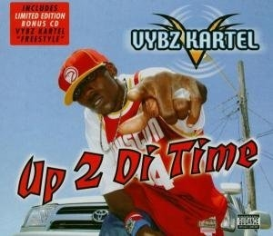 Up 2 Di Time album cover