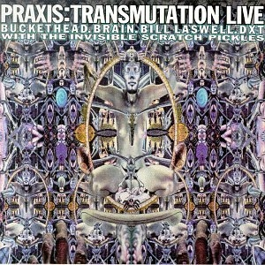 Transmutation Live album cover