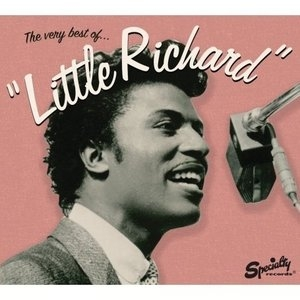 Very Best Of Little Richard album cover
