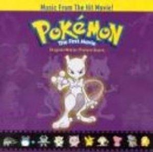 Pokémon: The First Movie (Original Motion Picture Score) album cover