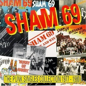 The Punk Singles Collection album cover