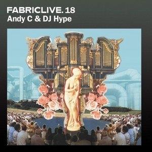 Fabriclive.18 album cover