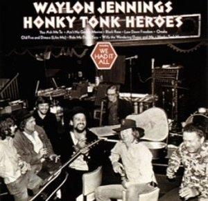 Honky Tonk Heroes (Exp) album cover