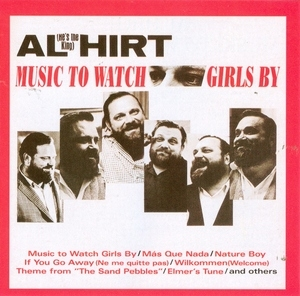 Music To Watch Girls By album cover