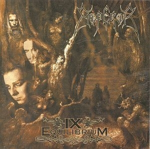 IX Equilibrium album cover