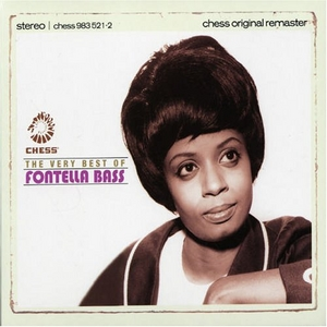 The Very Best Of Fontella Bass album cover