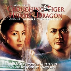 Crouching Tiger, Hidden Dragon  (Original Motion Picture Soundtrack) album cover