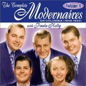 The Complete Modernaires On Columbia Vol.4 album cover