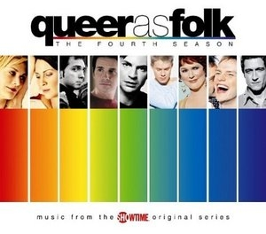 Queer As Folk (US) The Fourth Season: Music From The Showtime Original Series album cover