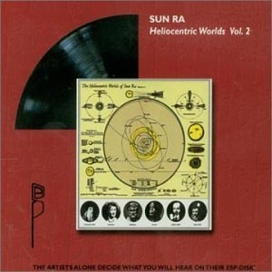 The Heliocentric Worlds of Sun Ra, Vol. 2  album cover