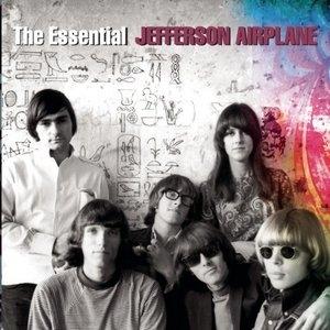 The Essential Jefferson Airplane album cover
