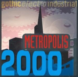 Metropolis 2000 album cover