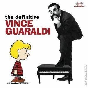 The Definitive Vince Guaraldi album cover