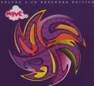 The Move album cover