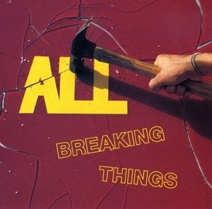 Breaking Things album cover