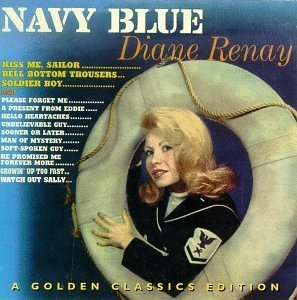 Navy Blue album cover