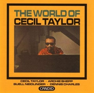 The World Of Cecil Taylor album cover