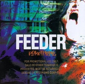 Polythene album cover