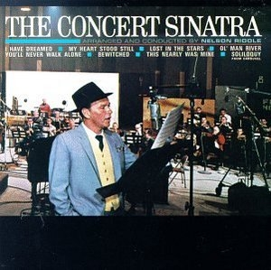 The Concert Sinatra album cover