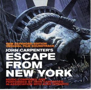 Escape From New York album cover