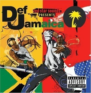 Red Star Sounds Presents Def Jamaica album cover