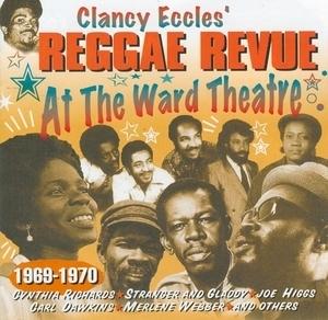 Reggae Revue At The Ward Theatre album cover