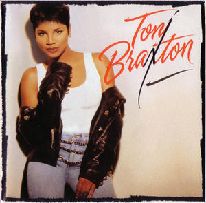 Toni Braxton album cover