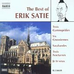 The Best Of Erik Satie album cover