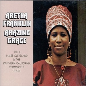 Amazing Grace album cover