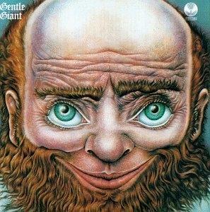 Gentle Giant album cover