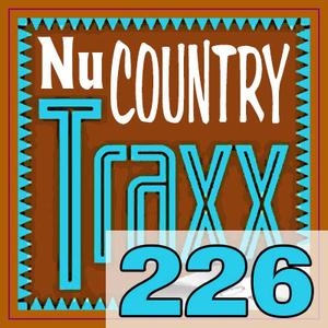 ERG Music: Nu Country Traxx, Vol. 226 (February 2018) album cover
