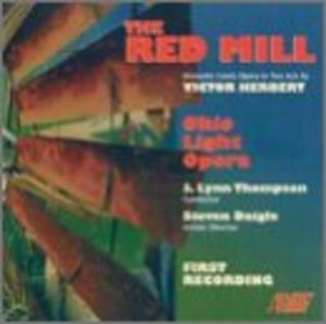 Herbert: The Red Mill album cover