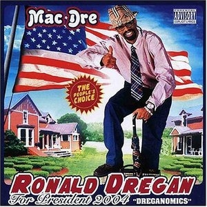 Ronald Dregan: Dreganomics album cover