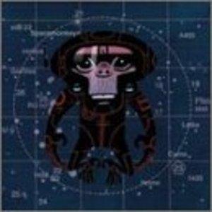 Spacemonkeys Versus Gorillaz-Laika Come Home album cover