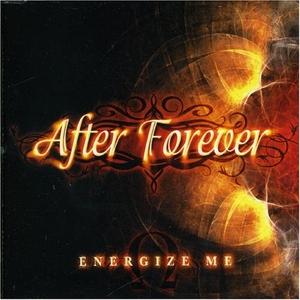 Energize Me (Single) album cover