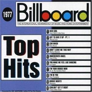 Billboard Top Hits: 1977 album cover