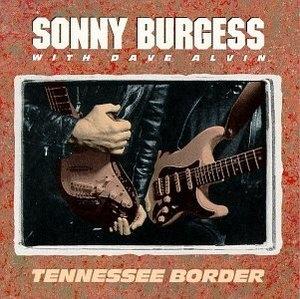 Tennessee Border album cover