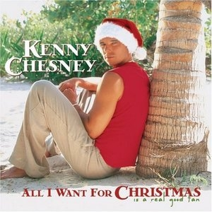 All I Want For Christmas Is A Real Good Tan album cover