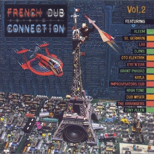 French Dub Connection Vol.2 album cover