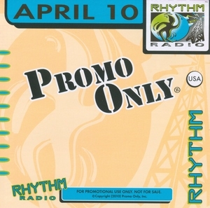 Promo Only: Rhythm Radio April '10 album cover