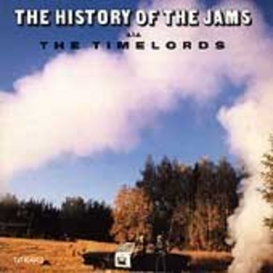 The History Of The Jams album cover